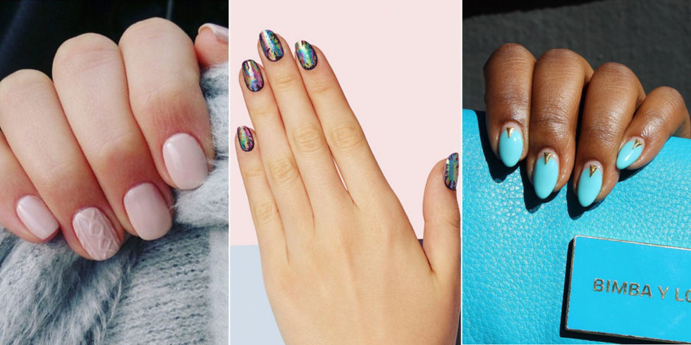 17 Gorgeous Nail Trends to Try in 2016